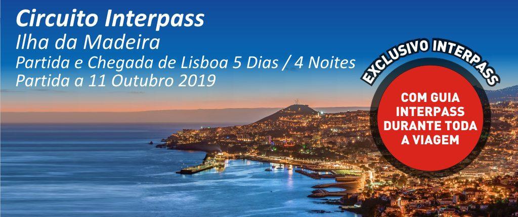 Circuito ilha da Madeira
